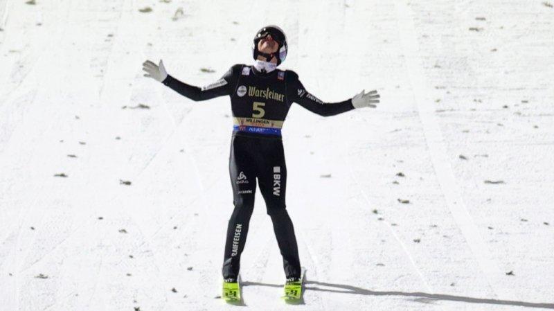 Saut à skis: retour réussi pour Simon Ammann à Willingen