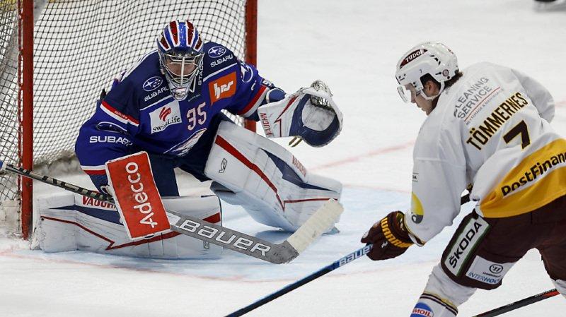 Hockey – National League: Genève-Servette ramène deux points de Zurich