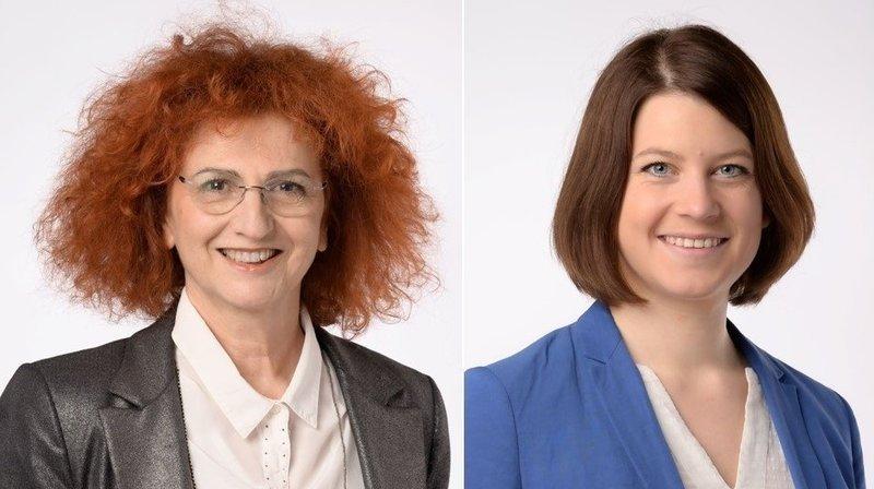 Vert'libéraux neuchâtelois: deux candidates au Conseil d'Etat