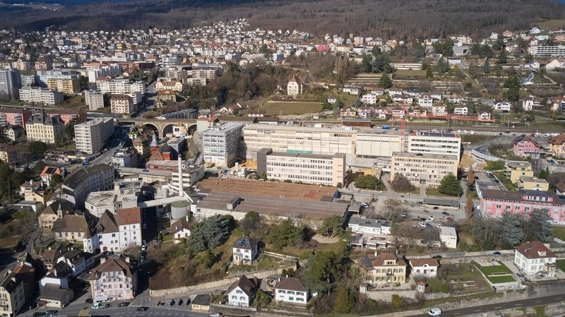 Neuchâtel: déménagements en vue pour l'administration cantonale
