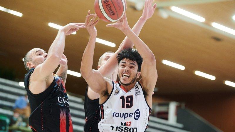 Basketball: face à Genève, Union Neuchâtel n'y arrive toujours pas
