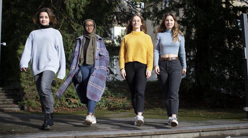 50 ans du droit de vote des femmes: quatre Neuchâteloises de 18 ans racontent leur engagement