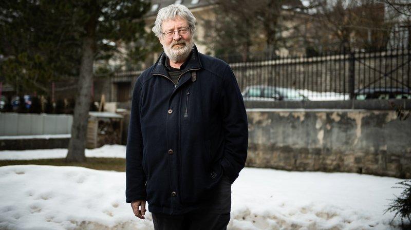 Daniel Ziegler, président du POP Neuchâtelois: «Nous sommes opposés à la dérive centriste du PS»