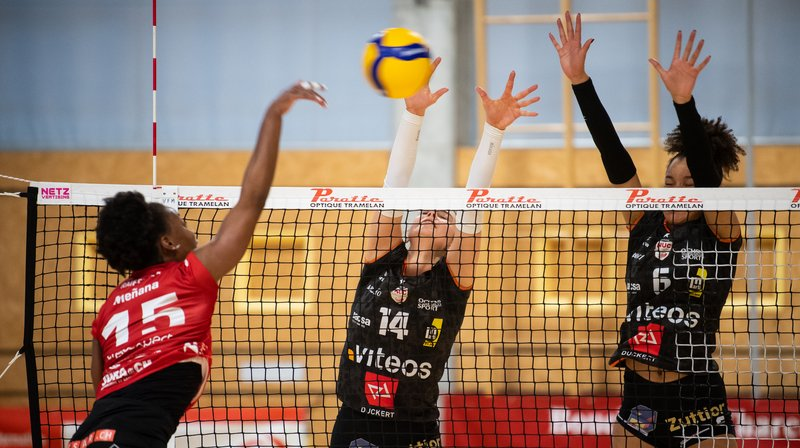 Coupe de Suisse: qualification logique avant une rencontre décisive pour le NUC