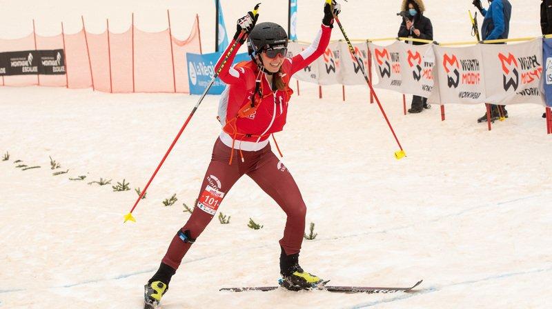 Marianne Fatton s'impose aux championnats de Suisse en individuel