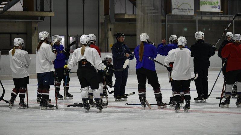 Toujours sur ses patins, la Neuchâtel Hockey Academy se sent privilégiée