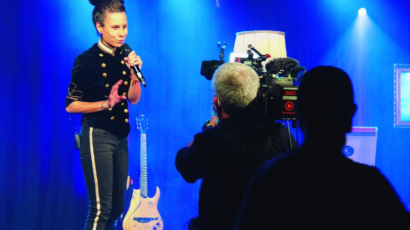 Nommée aux Swiss Music Awards, Phanee de Pool «a déjà gagné»