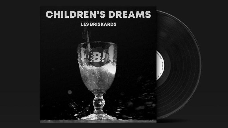 Le groupe neuchâtelois BriSKArds sort son premier album