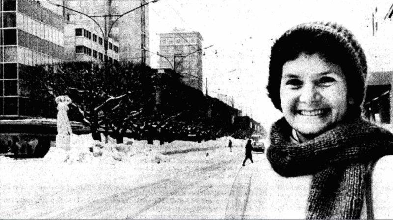 La Chaux-de-Fonnière Monique Carr-Sester est décédée en Californie