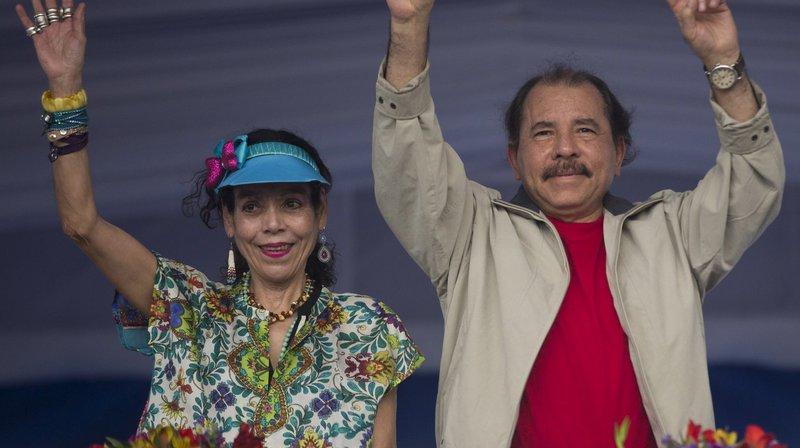 La fausse carrière universitaire neuchâteloise de la vice-présidente du Nicaragua