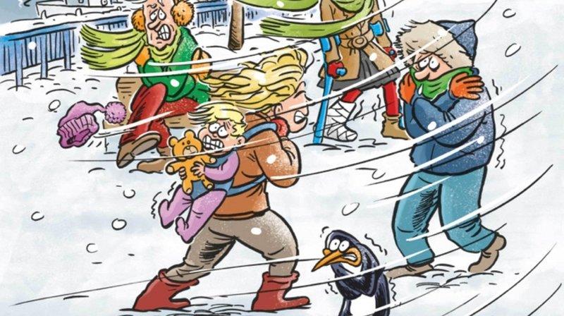 La Ville de Neuchâtel active son plan grand froid