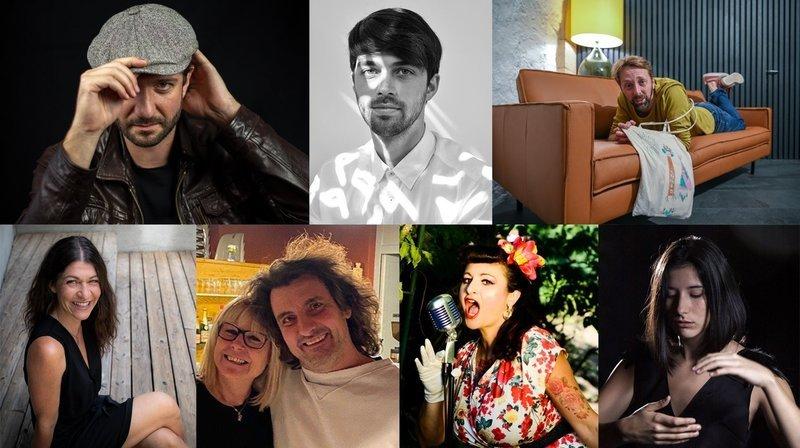 Saint-Valentin: les idées câlines et culturelles de huit artistes neuchâtelois