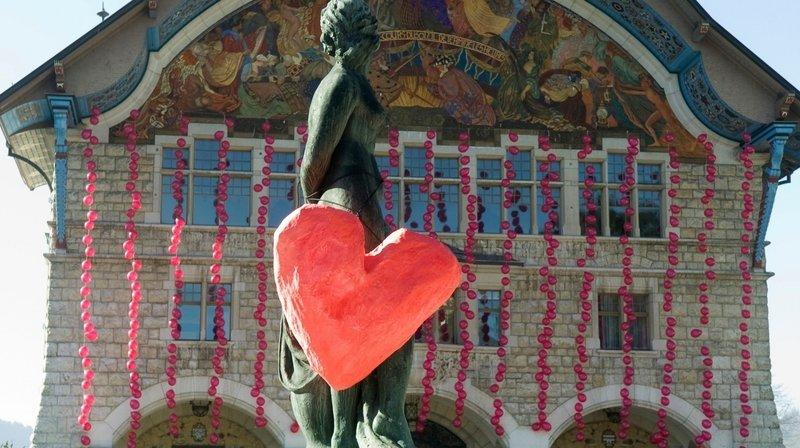 Vague d'amour à La Chaux-de-Fonds et au Locle