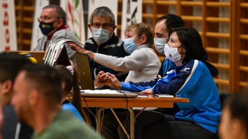 Volleyball: malgré les défaites à la pelle, Valtra garde le cap