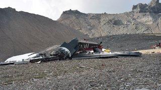 «Pilotage très risqué» en cause dans le crash du Ju-52 dans les Grisons