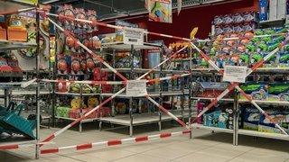 Centres commerciaux: les jouets sont bien interdits à la vente