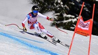 Ski alpin: Lara Gut-Behrami domine le super-G de Crans-Montana