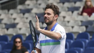 Tennis – Open d'Australie: retour gagnant pour Stan Wawrinka au 1er tour