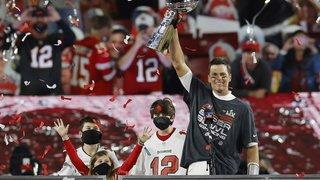 Football américain: Tom Brady remporte un 7e Super Bowl historique avec Tampa Bay