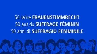 50 ans du droit de vote des femmes: les neuf conseillères fédérales marquent le coup