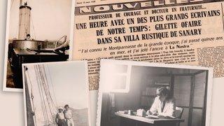 A la redécouverte de la Neuchâteloise Cilette Ofaire, «un des plus grands écrivains de notre temps»