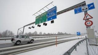 Un gros accident bloque l'autoroute à Malvilliers