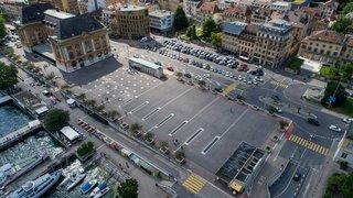 Ville de Neuchâtel: ça rebouge pour la place du Port