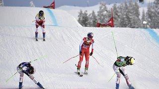 Skicross: Fanny Smith doit se contenter de la 3e place à Idre Fjäll, Jonas Lenherr 2e