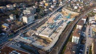 Metalor à Neuchâtel: la dernière brique est tombée