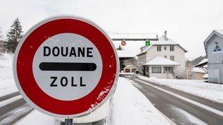 Tests PCR à la frontière française: travailleurs et résidents frontaliers pas concernés
