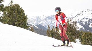 Marianne Fatton deuxième en sprint en Italie