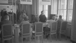 50 ans du droit de vote des femmes: dès 1905, des Neuchâteloises ont commencé à se battre pour pouvoir voter