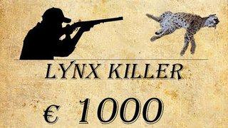 Un tueur de lynx recherché dans le Jura, un autre en France voisine