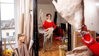 Sophie Reinmann: «On a tenu le coup grâce au travail des artistes»