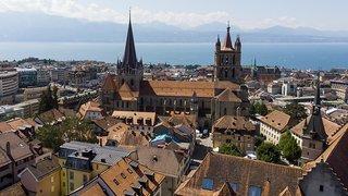 Lausanne: cinq idées pour profiter de cet été