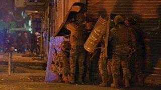 Coronavirus: manifs contre le confinement, plus de 220 blessés dans de nouveaux heurts à Tripoli