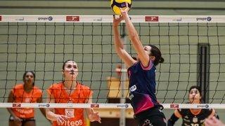 Volleyball: le derby neuchâtelois pour le NUC