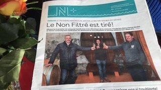 Journal officiel de la nouvelle commune de Neuchâtel, «N+» a vu le jour