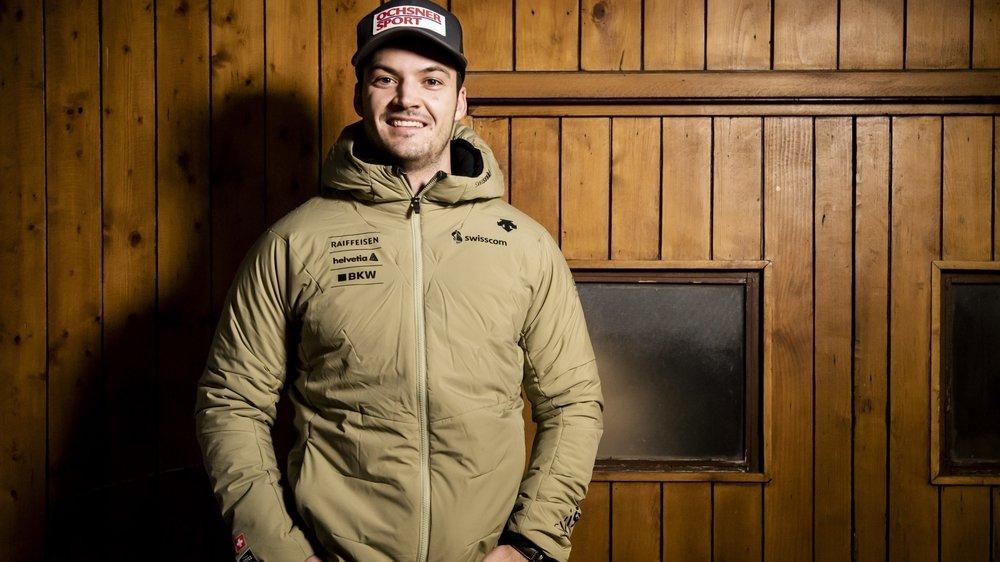 Loïc Meillard a enchaîné les épreuves cet hiver: l'athlète polyvalent a pris le départ de 31 courses, là où d'autres en ont disputé un peu plus de dix seulement.