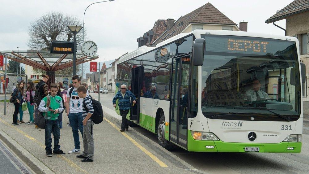 A Cernier ou ailleurs à Val-de-Ruz, les arrêts de bus seront modifiés afin de répondre aux besoins des personnes en situation de handicap.