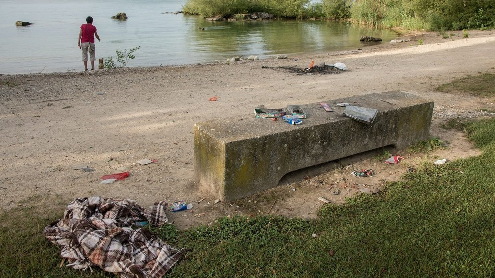 Le phénomène du littering - le fait de jeter des déchets dans la rue ou dans la nature -, inquiète bon nombre de cantons.