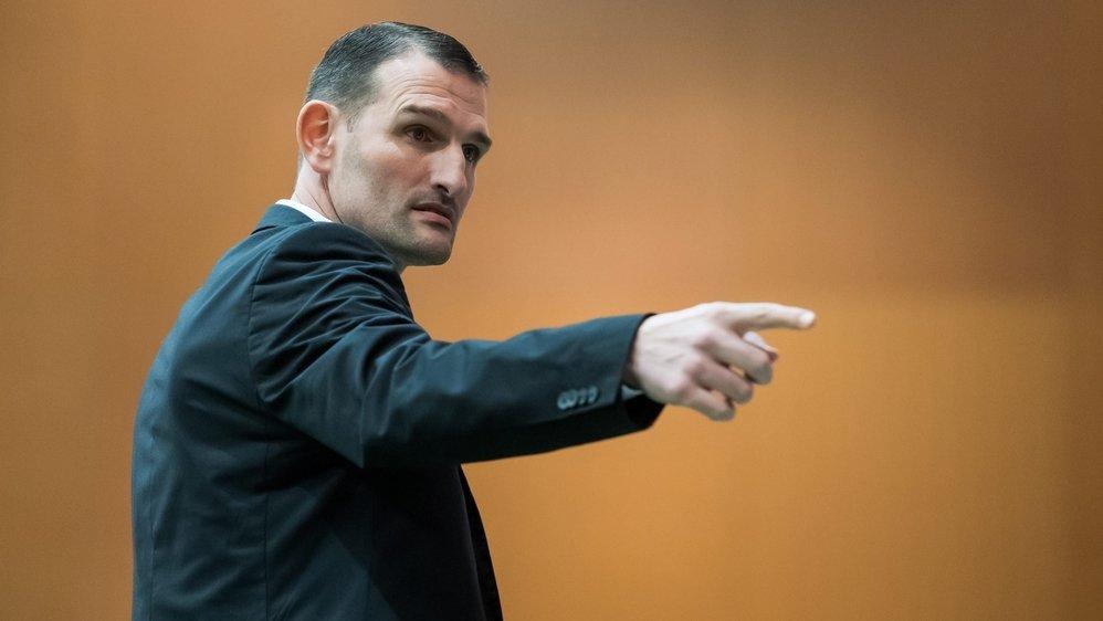 L'entraîneur d'Union Mitar Trivunovic se montre confiant avant d'affronter l'équipe de Monthey.