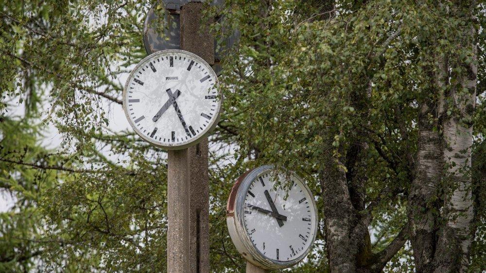 Le passage à l'heure d'été est l'occasion pour Val-de-Travers de proposer un quiz horloger à la population.