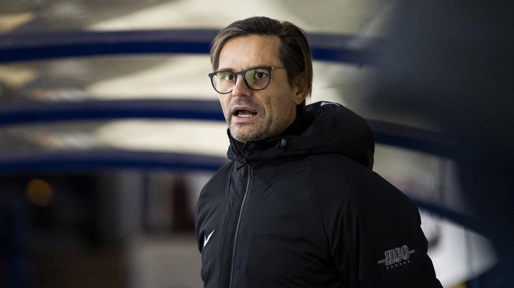 Thierry Paterlini prend du plaisir avec le HCC et veut continuer à s'engager pour ce club.