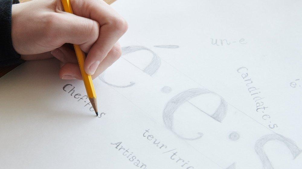 L'écriture inclusive...un combat plus profond qu'on ne le pense.