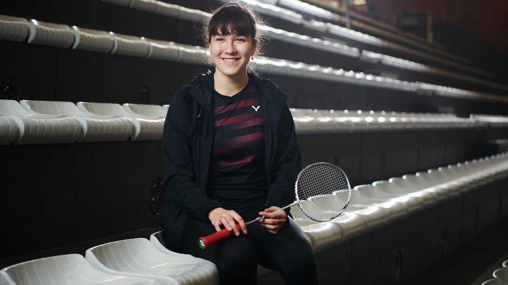 Eléonore Engel est partie s'entraîner à Orbe lorsqu'elle ne pouvait plus le faire à Neuchâtel.