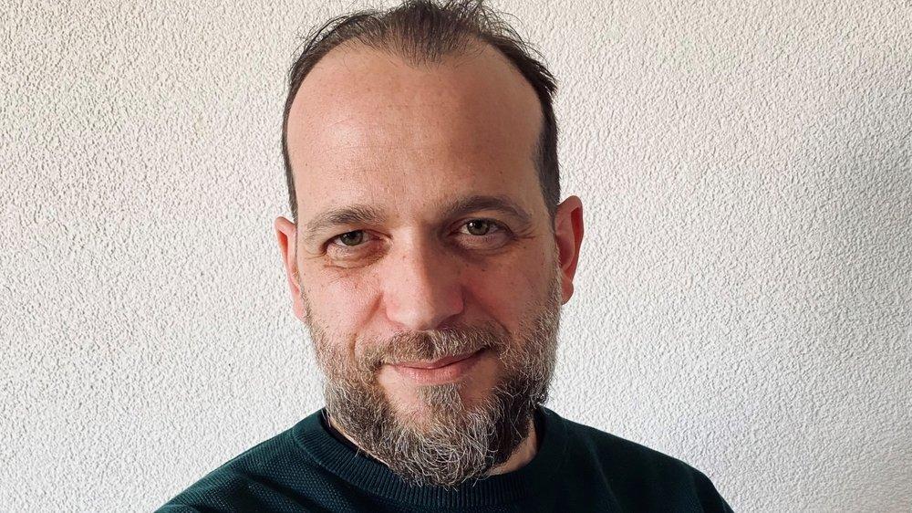 Francesco Termine: «La pandémie nous a enseigné qu'on est capable de changer très vite.»