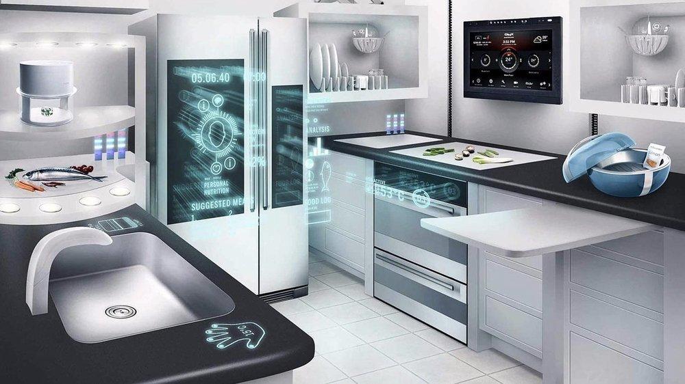 Avec une cuisine connectée, on peut se prendre pour un chef!