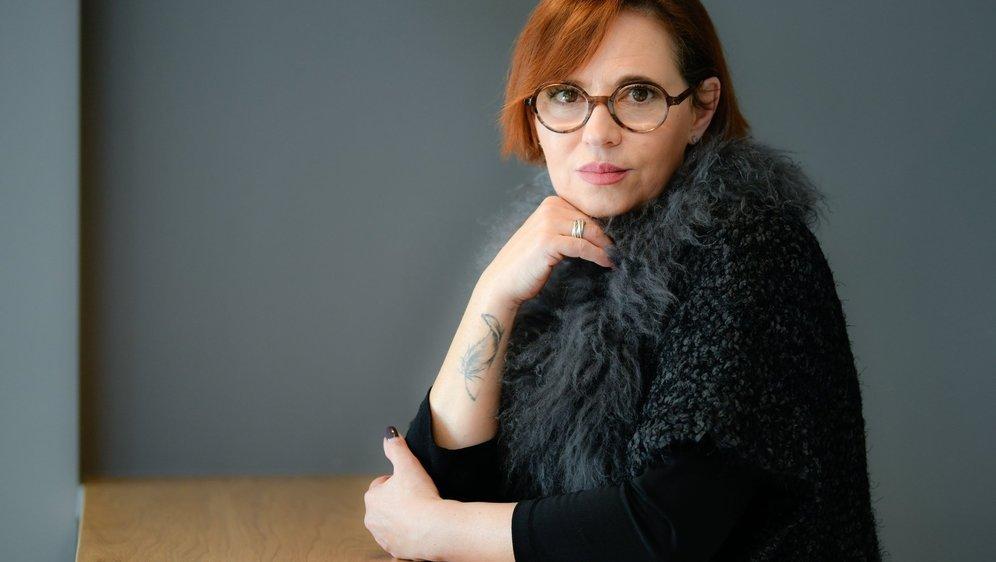 """Sara Vizzi considère l'année 2020 comme """"une descente aux enfers""""."""