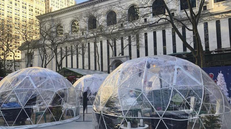 Coronavirus: à New York, 11 000 terrasses ont sauvé bars et restaurants